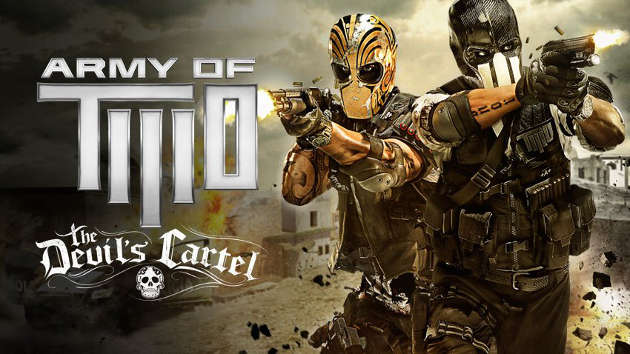 Army of Two: The Devil's Cartel Logo