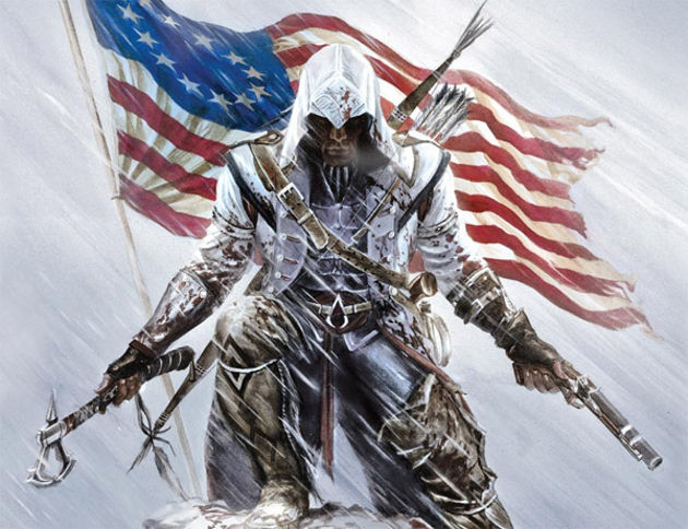 Assassins Creed III Flag