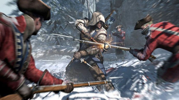 Assassins Creed III Redcoats
