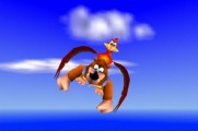 Banjo-Kazooie Flying