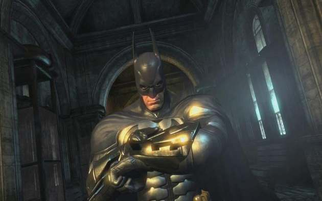 Batman: Arkham City Armored Edition Batman