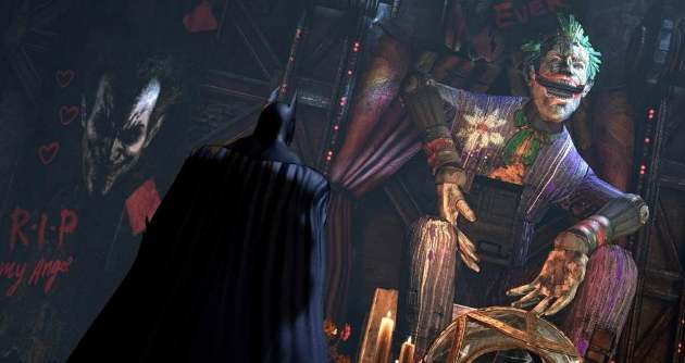 Batman: Arkham City Armored Edition Joker