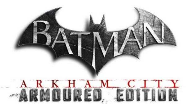 Batman: Arkham City Armored Edition Logo