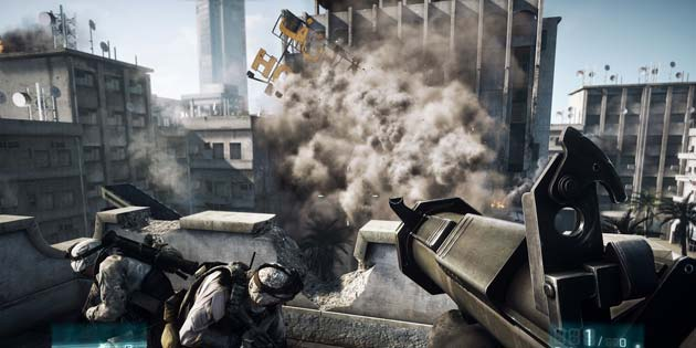 Battlefield 3 - Game Image