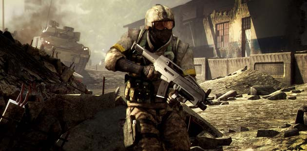 Battlefield 3 - Images