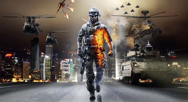 Battlefield 3 - Launch Trailer