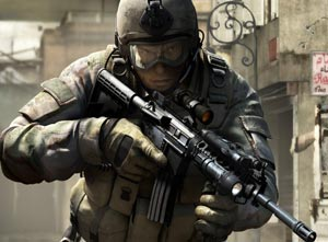 Battlefield 3 Soldier - Game Images