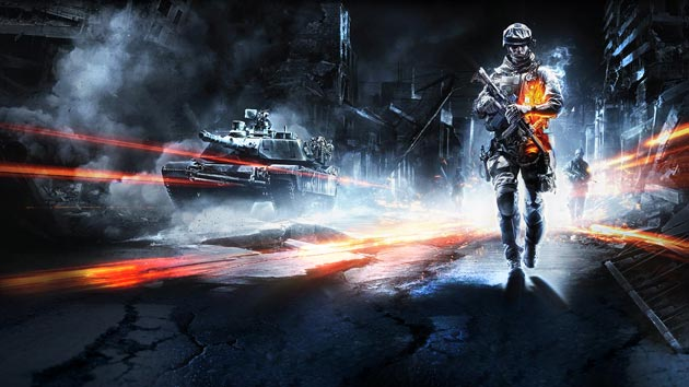 Battlefield 3 Wallpaper - 1920 x 1080