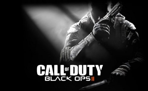 Black Ops 2 Logo Black Ops II gets leaked onto the net