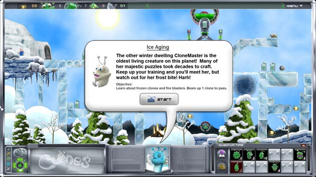 Clones PC Game Screenshot