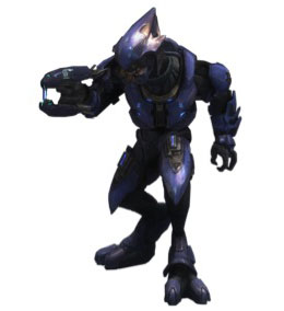 Covenant Halo Series Villain