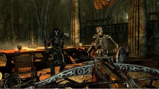 Dawnguard Crossbow
