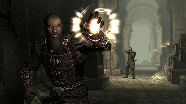 Dawnguard Isran