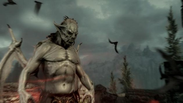 Dawnguard Vampire Lord