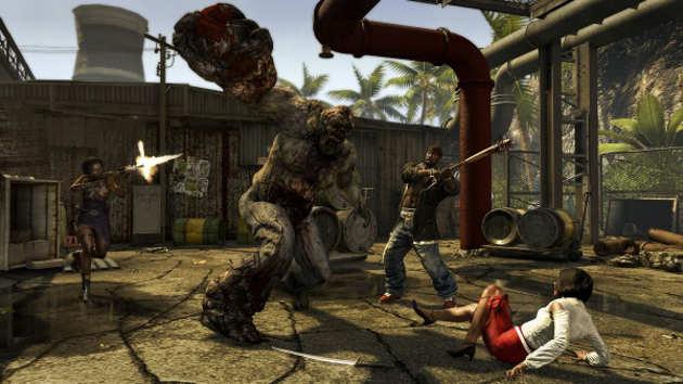 Dead Island: Riptide Zombie