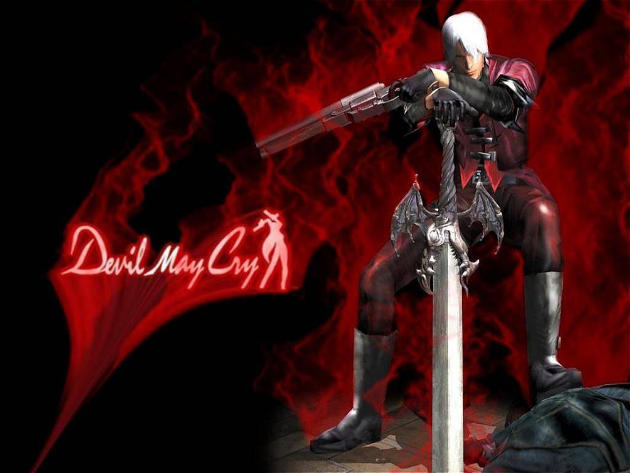 Devil May Cry Original Logo