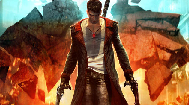 DmC: Devil May Cry Dante