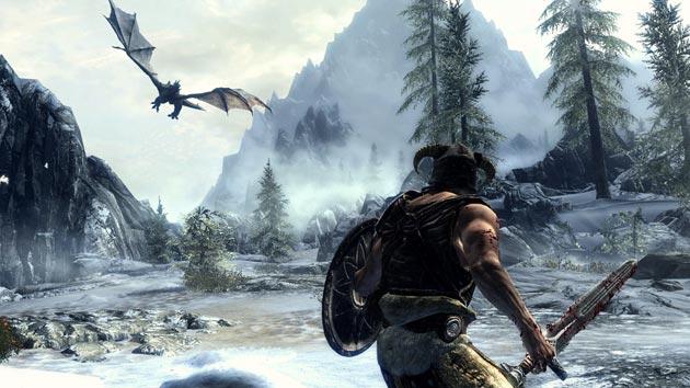 Elder Scrolls V - Skyrim Image