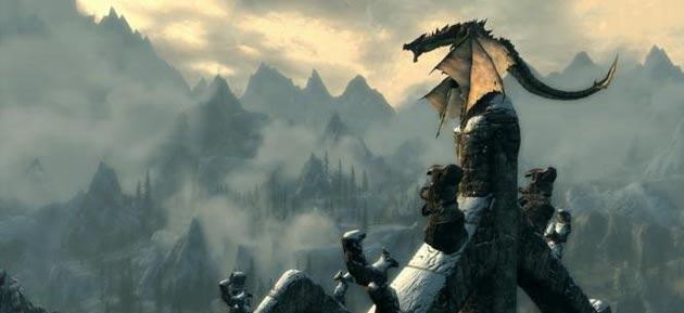 Elder Scrolls V Skyrim Image