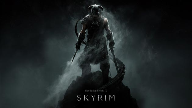 Elder Scrolls V - Skyrim Wallpaper - Dragonborn