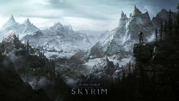 Elder Scrolls V - Skyrim Wallpaper - Environment