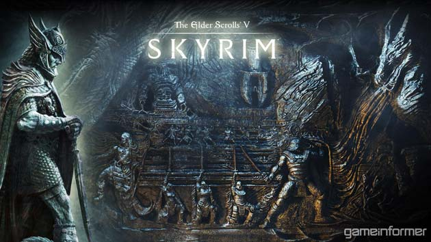 Elder Scrolls V - Skyrim Wallpaper - GameInformer
