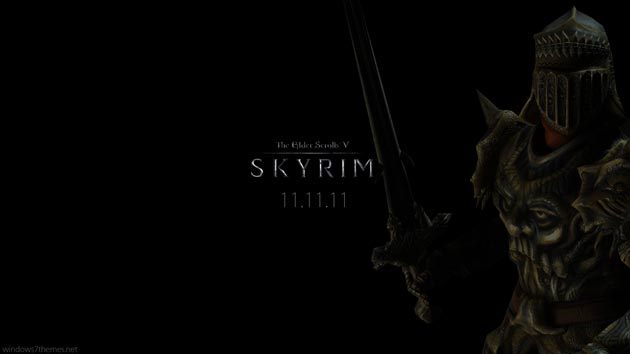 Elder Scrolls V - Skyrim HD Wallpaper