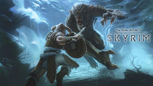 Elder Scrolls V - Skyrim HD Wallpaper