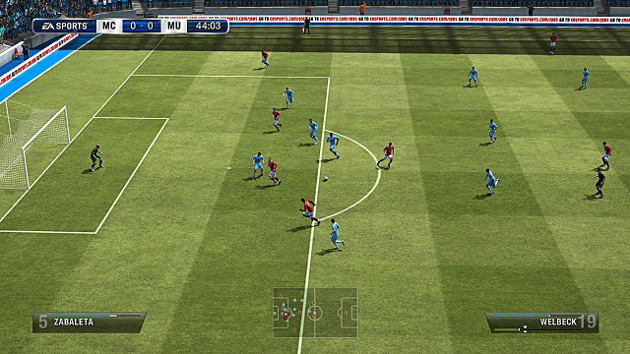 FIFA Soccer 13 Field
