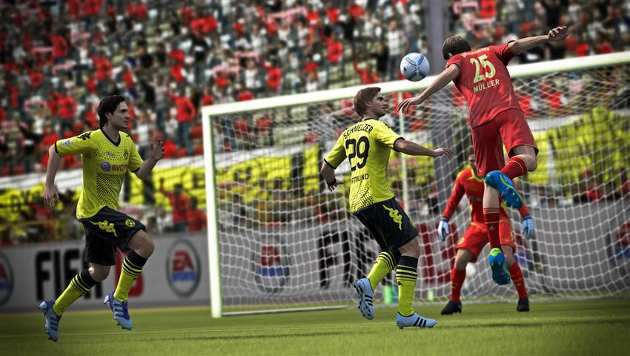 FIFA Soccer '13 Goal