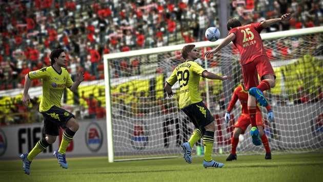 FIFA Soccer '13 Goal