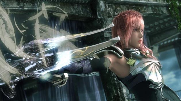 Final Fantasy XIII-2 - Lightning