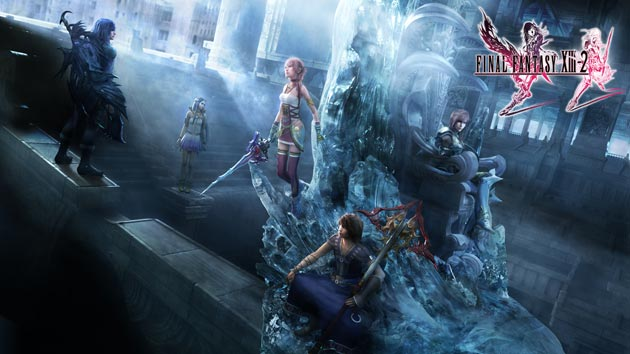Final Fantasy XIII-2 Wallpaper - 1280x800