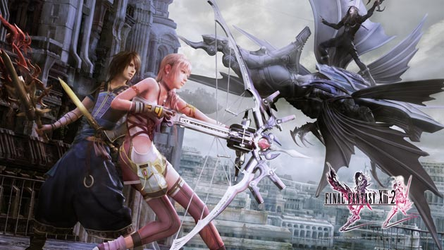 Final Fantasy XIII-2 Wallpaper - 1920x1080