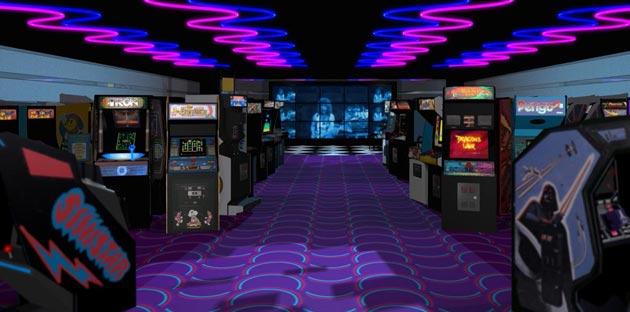Game Arcade Image
