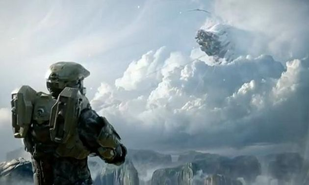 Halo 4 Clouds