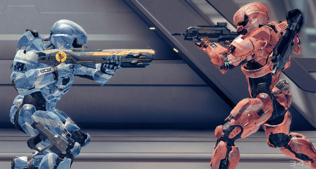 Halo 4 Red vs Blue