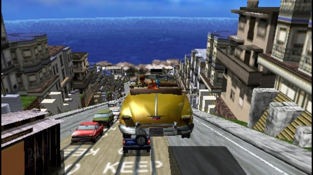 A Brief History of Racing Games Crazy Taxi