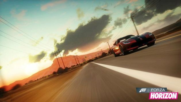 A Brief History of Racing Games Forza Horizon