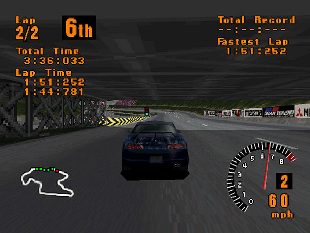 A Brief History of Racing Games Gran Turismo