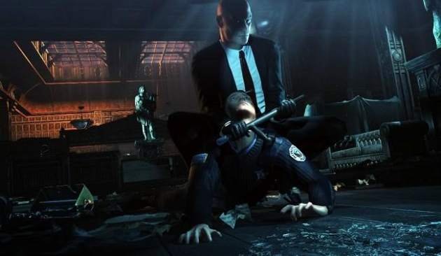 Hitman: Absolution Chokehold