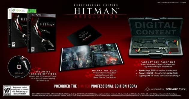 Hitman: Absolution Preorder