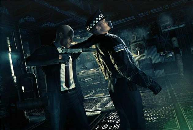 Hitman: Absolution Sneak Attack