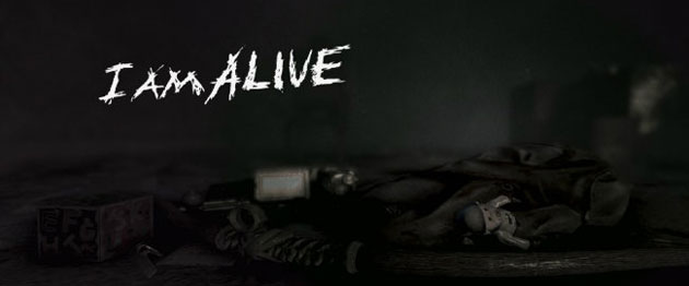 I Am Alive Title