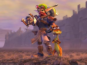 Jak and Daxter - Image