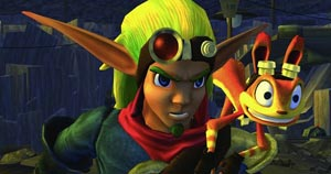 Jak and Daxter HD Collection Screenshot