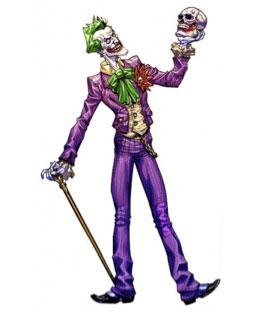 Joker Batman Arkham Asylum Villain