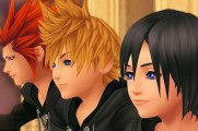 Kingdom Hearts: 358/2 Days Axel Roxas Xion