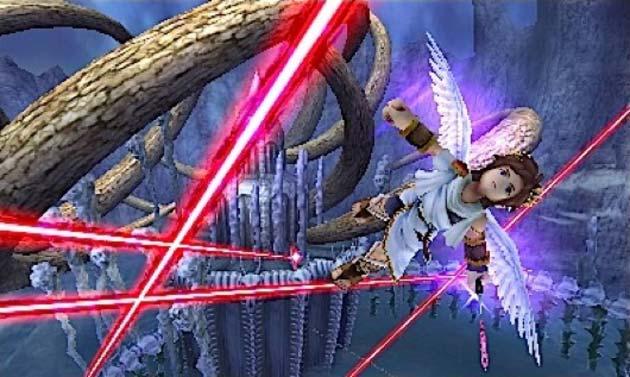Kid Icarus: Uprising - Screenshot