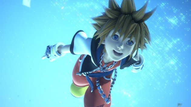 Kingdom Hearts 3D Cinematic